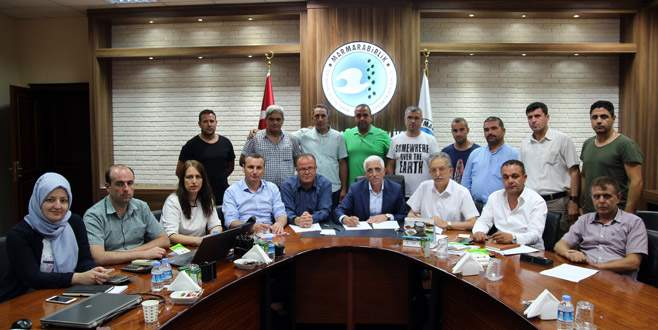 Marmarabirlik'te toplusözleşme imzalandı