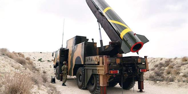 TSK Bora füzelerini aldı, Kandil ve Rakka menzilde