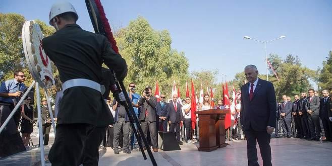 Kıbrıs Barış Harekatı'nın 43. yıl dönümü kutlanıyor