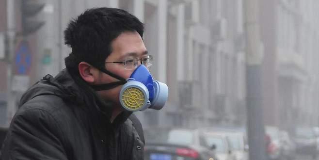 Çinliler 2030'da temiz havaya kavuşabilir