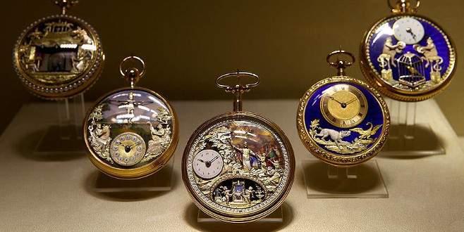 New York'taki geçici saat müzesine yoğun ilgi