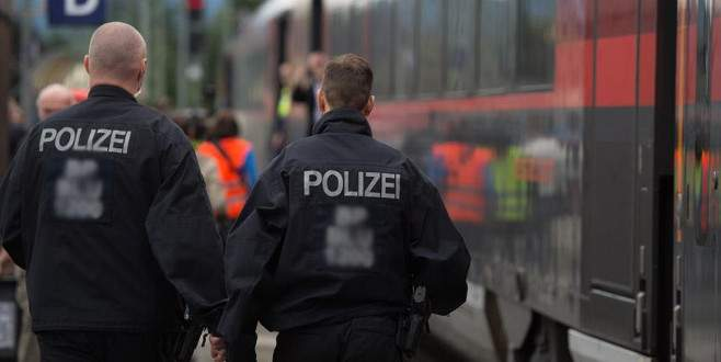 Almanya'da PKK'lı terörist gözaltına alındı