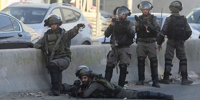 İsrail askerleri Batı Şeria'da bir Filistinliyi öldürdü