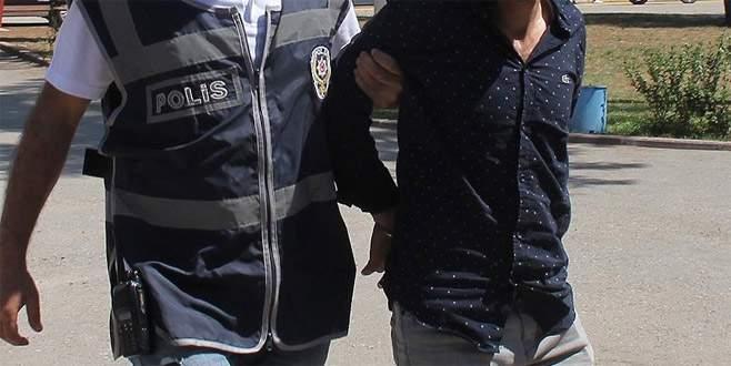 Mahkeme heyetine küfür eden FETÖ sanığı yakınına gözaltı