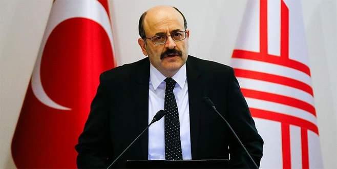 YÖK Başkanlığı'na Prof. Dr. Yekta Saraç yeniden seçildi