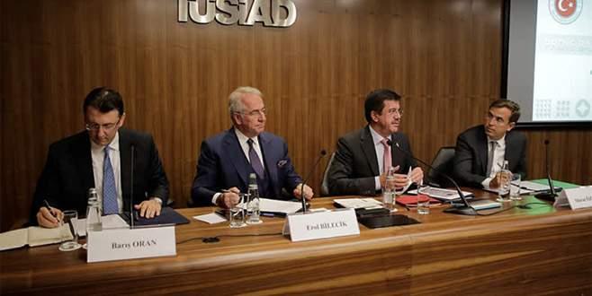 TÜSİAD'da kritik 'yatırım' toplantısı