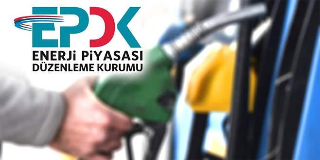 EPDK'dan 3,3 milyon lira ceza