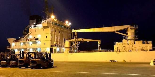 Yemen'in devrik Cumhurbaşkanı Salih'ten 'liman' açıklaması