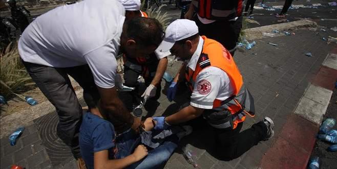 Doğu Kudüs'te 1 Filistinli öldürüldü
