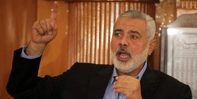 'İsrail'in siyonist plan ve politikalarını reddediyoruz'