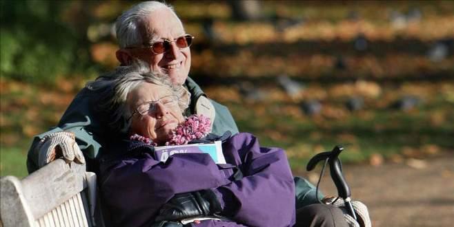 İngiltere'de nüfus yaşlanıyor