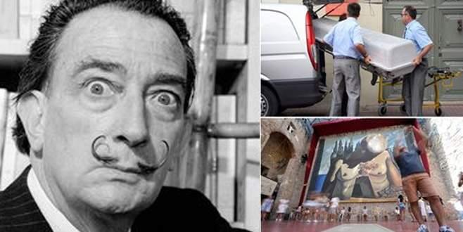 Salvador Dali'ye babalık davası