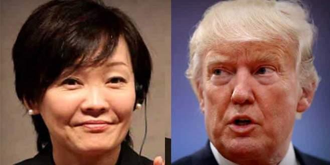 Japon başbakanın eşinin 'Trump sevgisi'