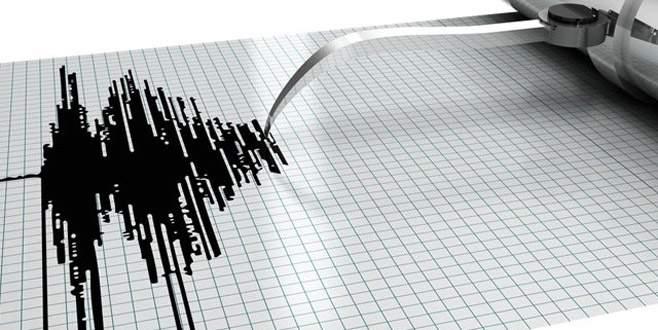 Ege'de bir deprem daha