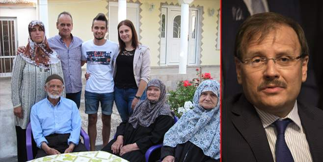 Batı Trakya'da Çavuşoğlu sevinci