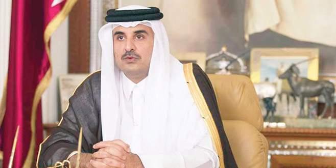 Katar Emiri ilk kez konuştu