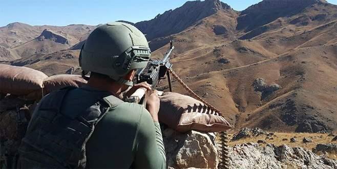 Siirt'te 6 terörist etkisiz hale getirildi