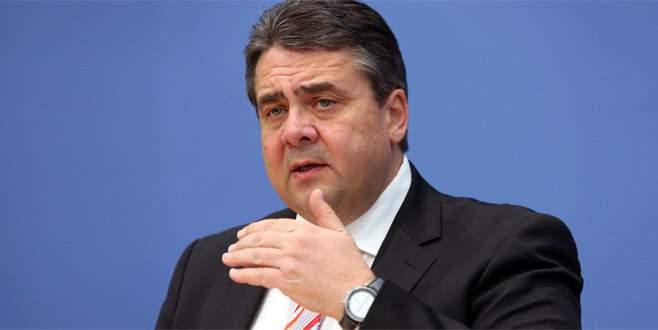 Gabriel Almanya'daki Türk vatandaşlara seslendi