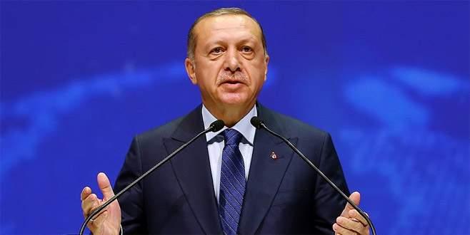 Erdoğan: Uluslararası toplumu harekete geçmeye çağırıyorum