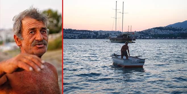 'Öldü' sanılan balıkçı deniz güvenli diye karaya çıkmamış