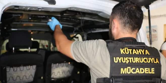 50 milyon TL'lik eroin ele geçirildi