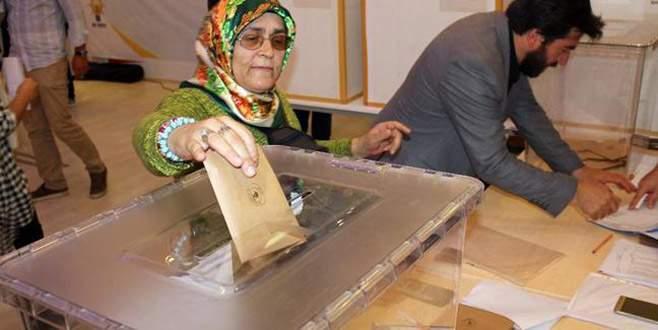 AK Parti İstanbul'da seçim