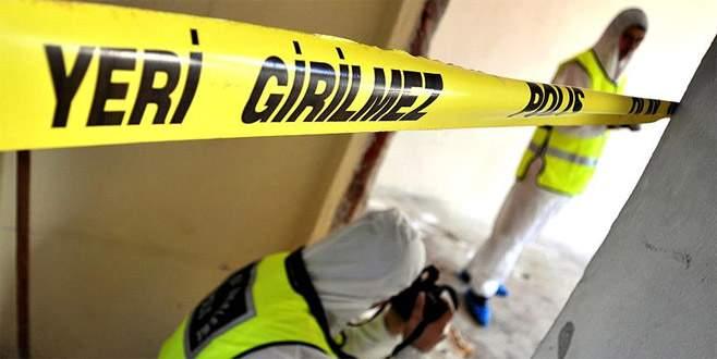 Kayseri'de bir evde 2 kişi ölü bulundu
