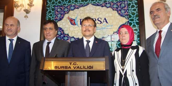 'Bursa'nın sesini daha gür duyuracağız'