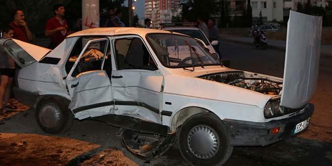 Taziye dönüşü feci kaza: 6 yaralı
