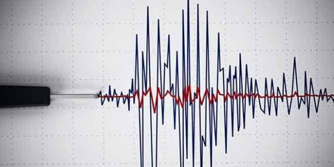5,4 büyüklüğünde deprem!