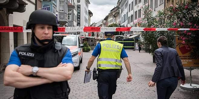 İsviçre'de testereli saldırı