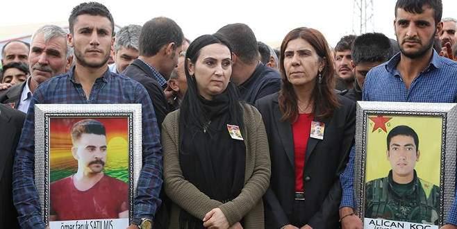 Teröristlere 'şehit' diyen Yüksekdağ'a 10 yıl hapis istemi