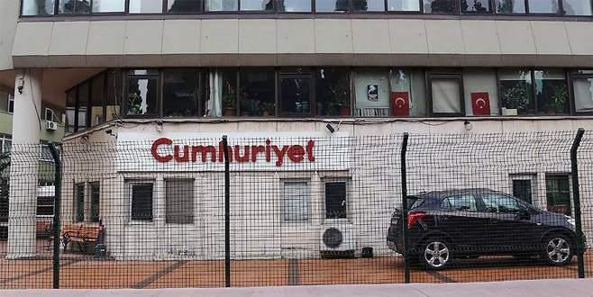 'Cumhuriyet gazetesi' iddianamesine ilişkin açıklama