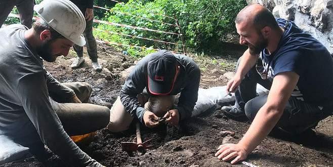İnönü Mağarası'nda kazı çalışması başlatıldı
