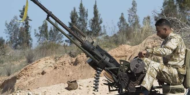 Serrac ve Hafter Libya'da ateşkes konusunda anlaştı
