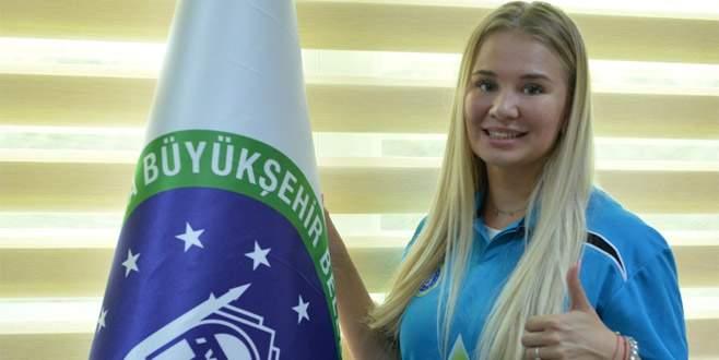 Avrupa şampiyonuna Rus transfer
