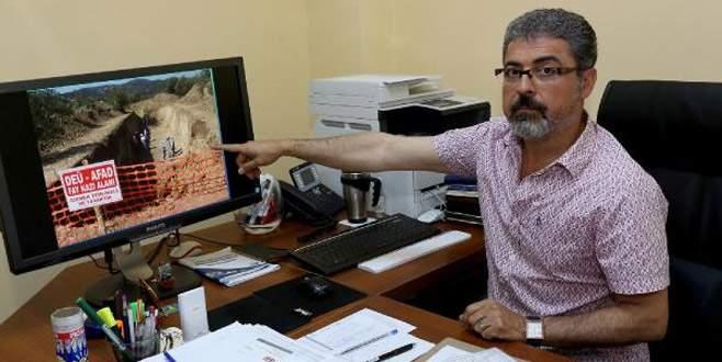 Dokuz Eylül Üniversitesi depremin izini sürecek