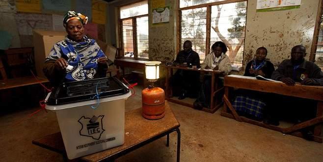 Kenya'da kadınlar 'ülkenin siyasi tarihine geçmek' için yarışacak