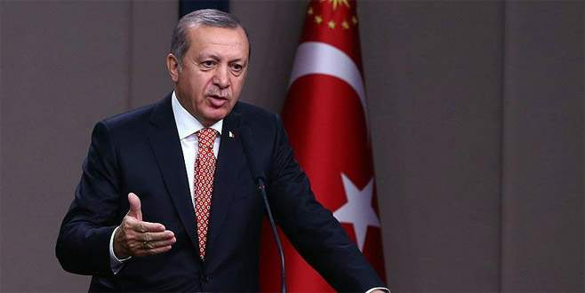 Cumhurbaşkanı Erdoğan'dan toplantı çağrısı