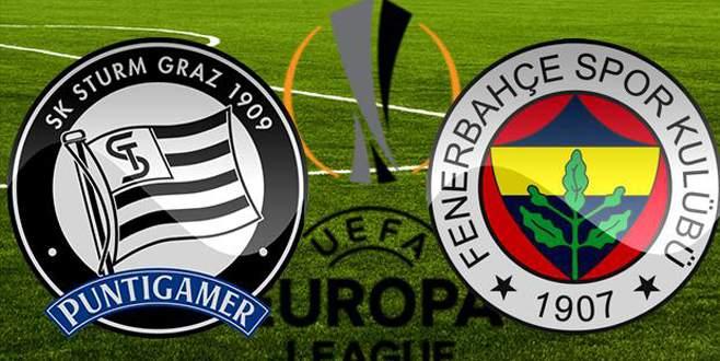 Fenerbahçe Graz'a karşı