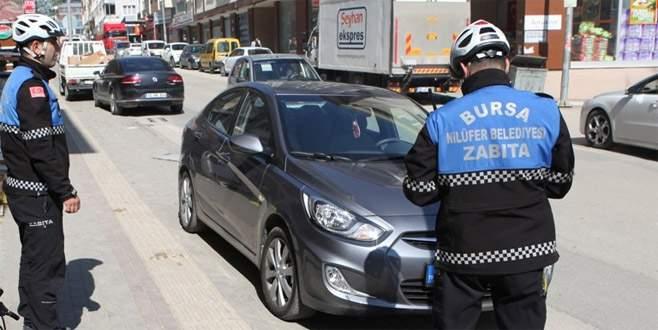 Bursa'da işgal ve gürültüye af yok