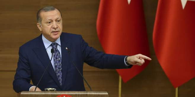 Erdoğan: 'Yorulan varsa kenara çekilsin'