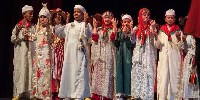 Fas'ta 11. Uluslararası Barışın Çocukları Festivali