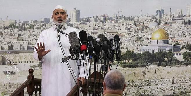 'Filistin halkı Aksa'nın koruyucusu olduğunu kanıtladı'