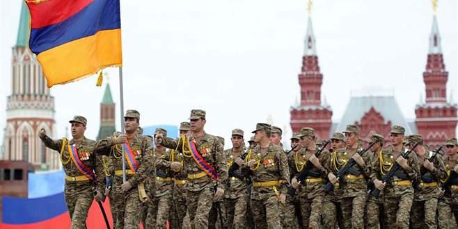 Artık Rusya'nın Ermenistan'la ortak ordusu var