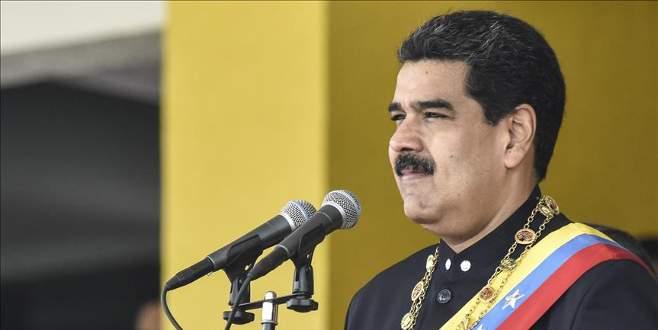 Venezuela Devlet Başkanı Maduro'dan muhalefete çağrı