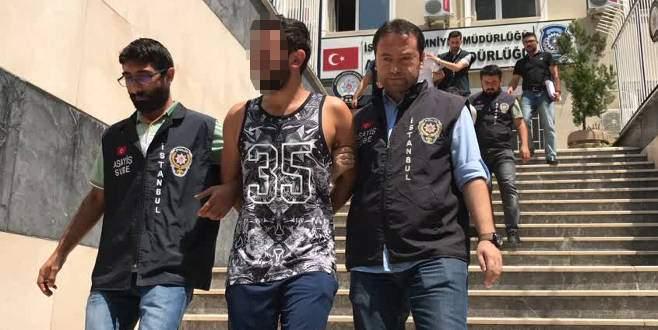 Yıllık izindeki polisin dikkati hırsızlık zanlılarını yakalattı