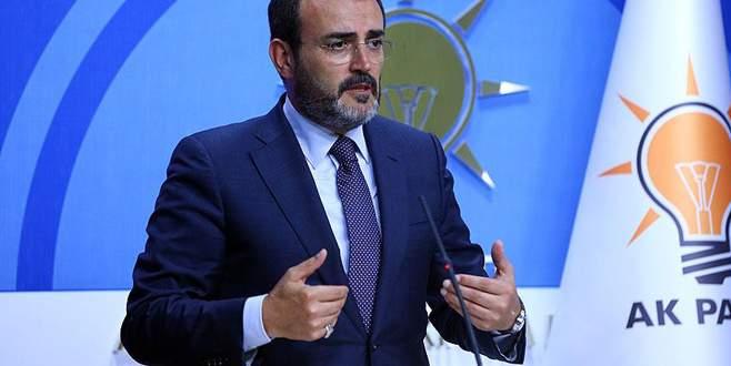 'AK Parti ile MHP arasında herhangi bir sorun söz konusu değil'