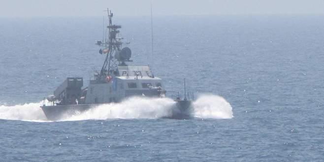 ABD'den İran gemisine uyarı ateşi