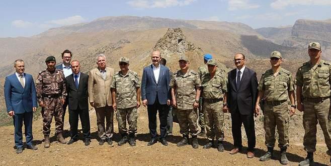 İçişleri Bakanı: 'PKK yolun sonunda'